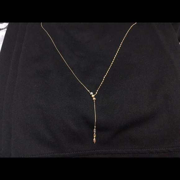 Jewelry - yellow 14k gold necklace